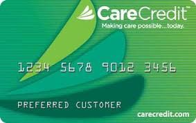 CareCredit Online Financing Application